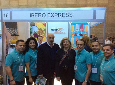 Stand de Ibero Express