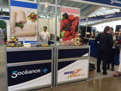 Ibero Express y 5 océanos