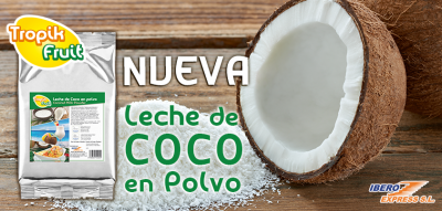 Leche de coco en polvo, Tropik Fruit