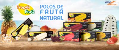 Polos, helados Tropik Fruit