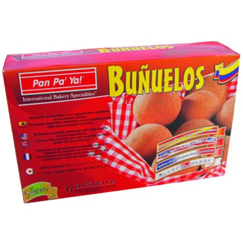 Buñuelo Estuche