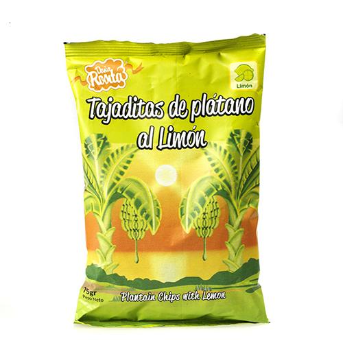 Platanitos limón Doña Rosita