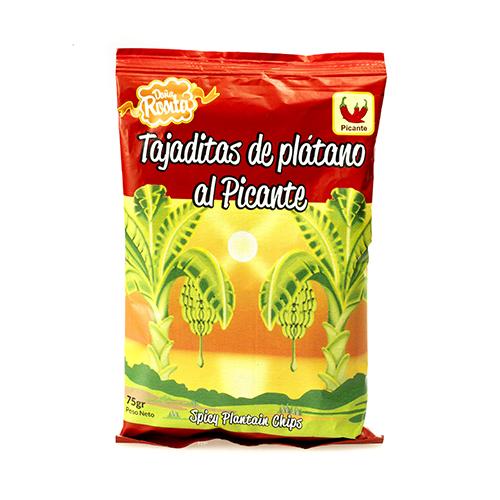 Platanitos picantes Doña Rosita