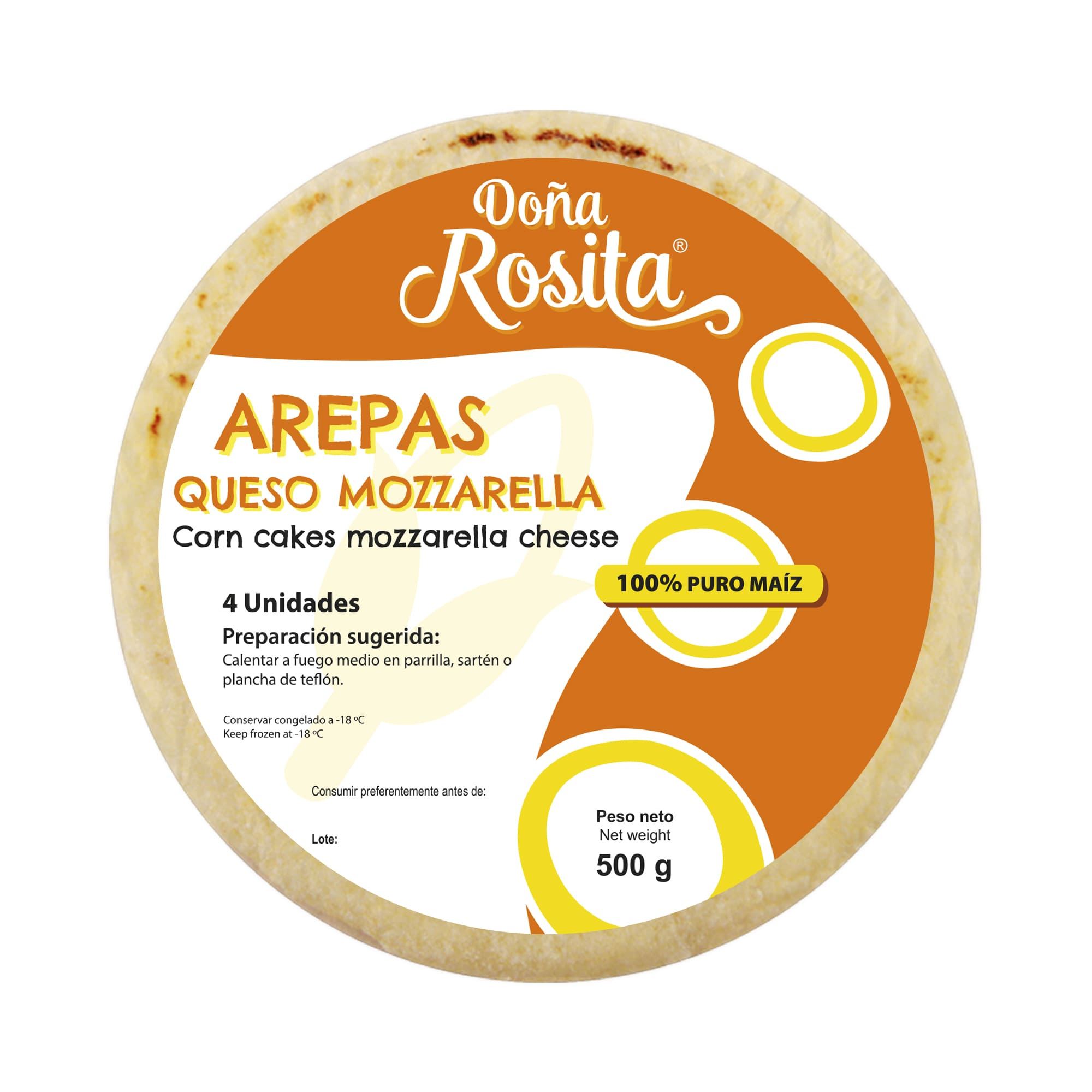 CAR002_arepa_con_queso_mozzarella_500g